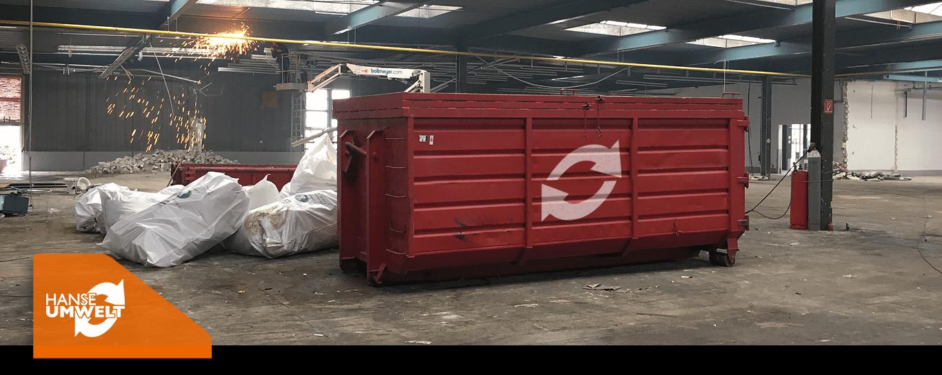 Schadstoffsanierung Asbest KMF PCB-PAK
