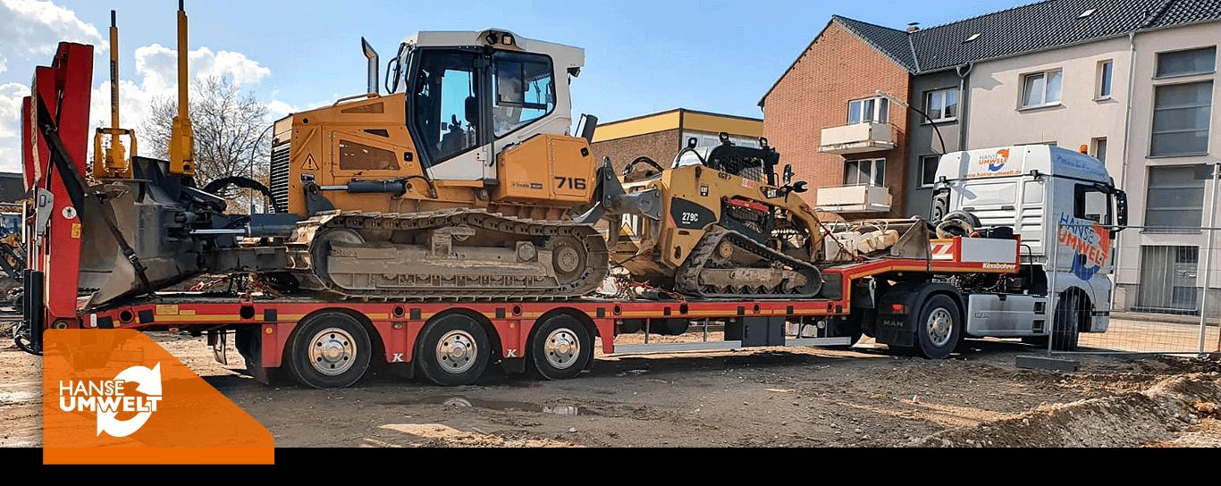 HANSE UMWELT GmbH Abbruch-Entkernung-Erdbau Schadstoffsanierung
